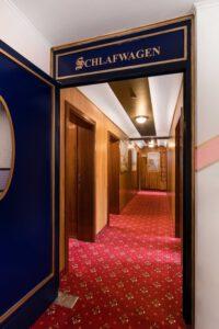 Hotel du Train München - Schlafwagen