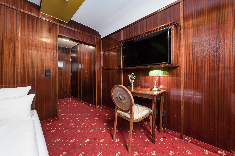 """Hotel du Train München - Business Class """"Gentleman"""""""